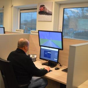 ERTMS railsimulatortraining