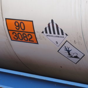 Vervoer en opslag van gevaarlijke stoffen voor de expediteur en de cargadoor
